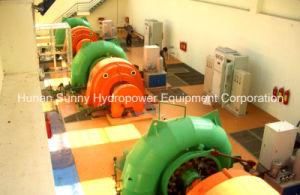 Medium Size Francis Hydro (Water) Turbine-Generator 2.5~4.5 MW / Hydropower /Hydroturbine pictures & photos