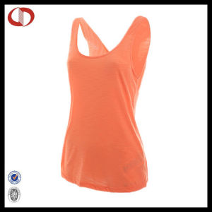 Plus Size Custom Sportswear Sport Tank Top Women pictures & photos