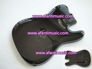 Afanti Music / Classical Black / Glossy Paint / Tl Guitar Body (ATL-155Q) pictures & photos