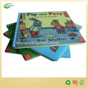 Custom Quality Children Book Printing, Children Board Book (CKT-BK 536)