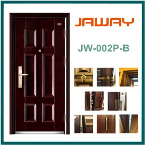 Steel Wooden Door pictures & photos