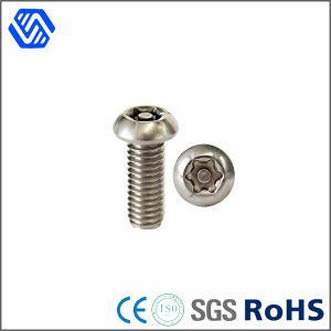 Torx Head Screw Fasterner Stainless Steel Anti Theft Screw Bolt pictures & photos