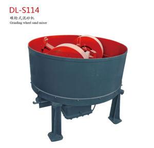 Grinding Wheel Sand Mixer Machine Dl-S114 pictures & photos