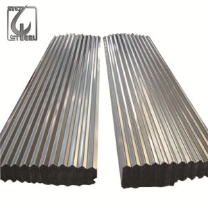 Galvanized Gi Corrugated Sheet Roofing Sheet pictures & photos