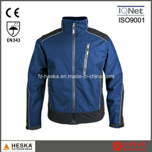 Casual Coat Ripstop Mens Soft Shell Jacket with Fleece pictures & photos