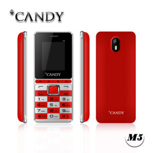 1.77 Inch Quad Band Chequered with Keyborad Color GSM Feature Phone pictures & photos