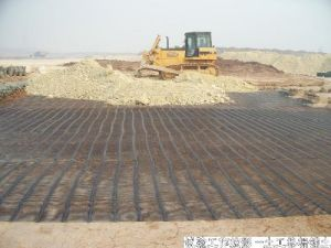 Zohoo 50kn Driveway Triaxial Plastic Geogrid Supplier pictures & photos
