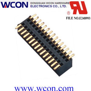 0.8mm 15-45A 600V DC SMT Male Female Cable Connector pictures & photos