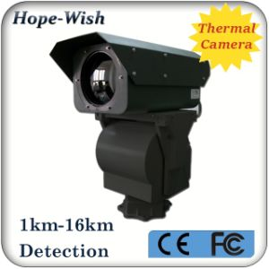 Uncooled Infrared Long Range Ptzthermal Camera for 8km Recognition pictures & photos