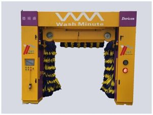 Dericen Dl-5f Roll-Over Car Wash Equipment with Dryer pictures & photos