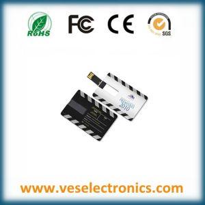 Custom USB Flash Drive Promotional Products Credit Card USB Drive 1gig 2gig 4gig USB Flashdisk pictures & photos