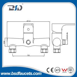 Exported European Ceramic Cartridge Single Lever Shower Faucet pictures & photos