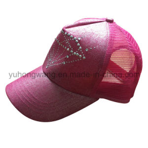 Customized Mesh Sports Baseball Cap, Snapback Trucker Hat pictures & photos