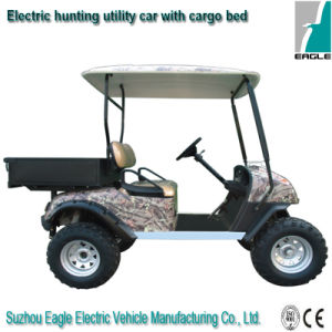 Eg2020t, Electric off Road Sport Utility Golf Cart Brand New Hunting Vehivle for Sale. pictures & photos