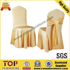 Hotel Wedding Banquet Hall Chair Cover pictures & photos