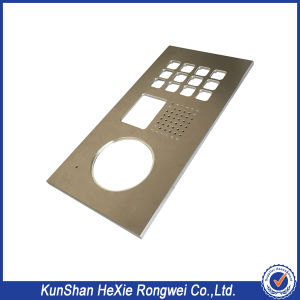 Customized Precision CNC Machined Parts with Competative Price pictures & photos