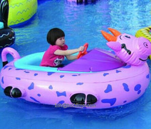 China Inflatable Water Drive Boat for Kids (TK-050) pictures & photos