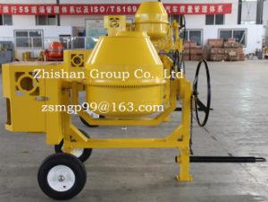 CM280 (CM50-CM800) Zhishan Electric Gasoline Diesel Portable Cement Concrete Mixer Machine pictures & photos