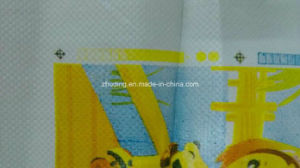 Four/Six/Eight-Color High Speed Non Woven Fabric Flexographic Printing Machine pictures & photos