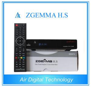 Dual Core CPU Satellite Receiver DVB S2&S Enigma2 Linux Zgemma H. S pictures & photos