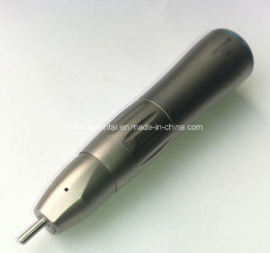 NSK Nano65ls Titanium Inner Water Fiber Optic Straight Handpiece pictures & photos