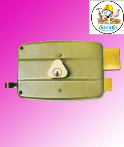 High Quality Whole Sale Sale Rim Locks for Door 6682n pictures & photos