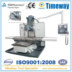 Large CNC Bed Type Universal Milling Machine (BMK715) pictures & photos
