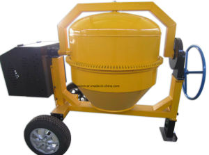700 Liter Casted Iron Gear Ring Concrete Mixer pictures & photos