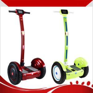 Popular 2 Wheel Self Balancing Electri Standing Scooter with Handlebar