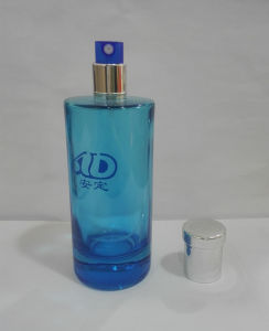 Ad-P318 Wholesale Colored Raw Material Empty Pet Perfume Bottle 100ml pictures & photos