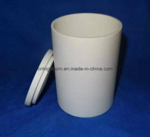 Refractory Zirconia Refractory Ceramic Crucible. pictures & photos