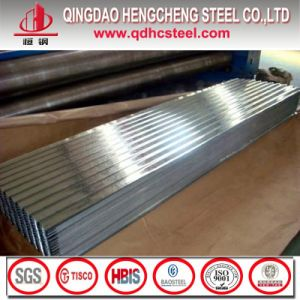 Dx51d+Az60 Galvalume Corrugated Metal Roofing Sheet pictures & photos