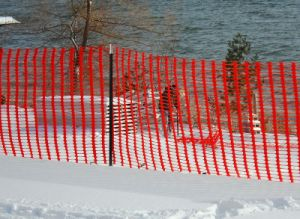 1X50m Wholesale High Quality Mesh Safety Fence pictures & photos