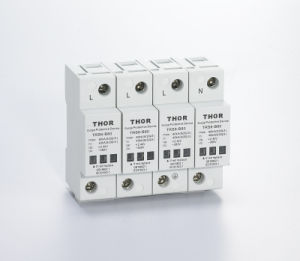 80ka Lightning Protector Lightning Surge Arrester for CE pictures & photos