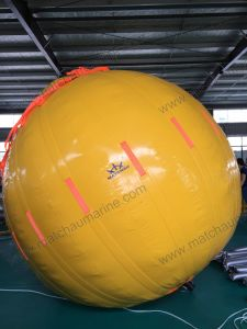 Water Filled Weight Bag for Deck Crane Load Testing pictures & photos