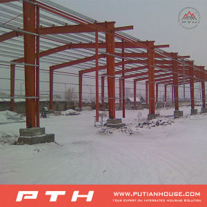 Large Span Steel Structure for Workshop pictures & photos