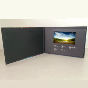 Hot Selling Thinnest 5inch LCD Screen Video Card pictures & photos
