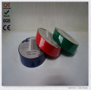 High Quality PVC Electrical Insulation Tape for The Eroup Market pictures & photos