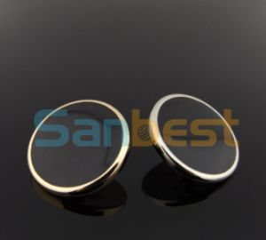 High Quanlity Simple Metal Buttons for Garments pictures & photos