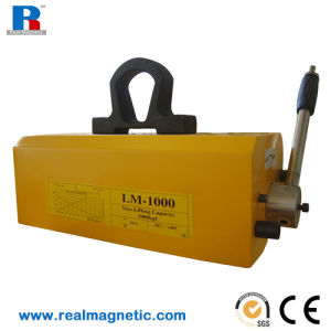 3.5 Safety Factor High Quality Lifting Magnet with Fixed Ring