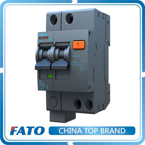 CFB3LE mini earth leakage circuit breaker with 10kA breaking capacity