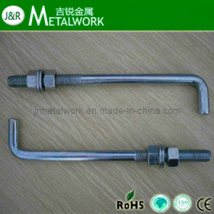 Stainless Steel L Shaped Bolt pictures & photos