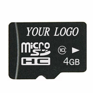 100% Full Capacity Micro SD Card 4GB