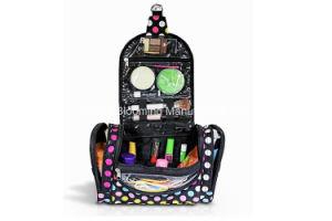 Dots Beauty Organizer Toiletries Handbag Cosmetic Makeup Wash Bag pictures & photos