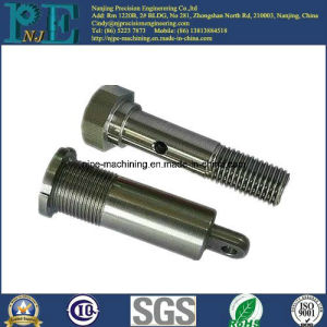 Custon High Quality CNC Machining Long Shafts pictures & photos