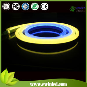 Yellow Emitting Color LED Neon with Waterproof pictures & photos