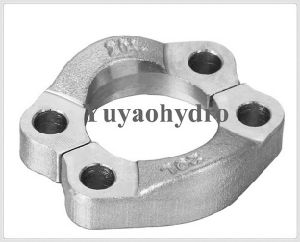 SAE Split Flange Clamps for Tube Clamping pictures & photos