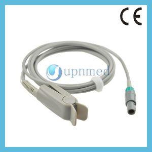 Glodway Ut4000A Adult Finger Clip SpO2 Sensor, 7pin pictures & photos