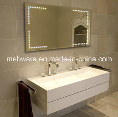 New Style Square Countertop Vanity Mirror for Bathroom Wall pictures & photos
