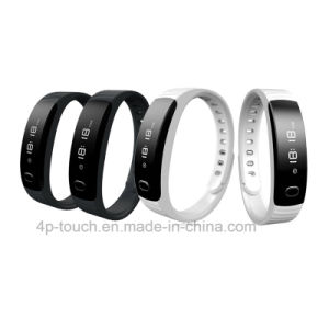 IP56 Wateproof Bluetooth Smart Bracelet with Pedometer Function (H8) pictures & photos